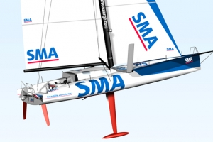 Paul Meilhat to campaign former MACIF IMOCA 60 in the next Vendee Globe