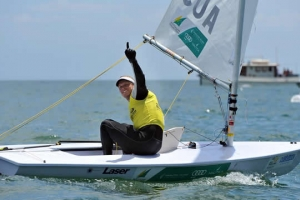 ISAF Sailing World Cup Melbourne 2014 medal race day 2 report