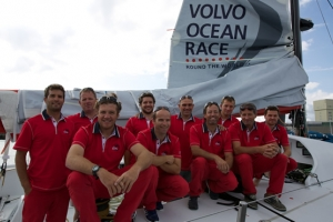 Spanish Volvo Ocean Race team confirms its crew