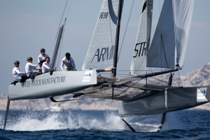 GC32 Marseille One Design 2014 final report