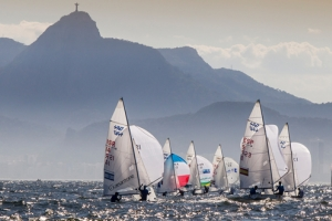 Aquece Rio – International Sailing Regatta Rio 2016 test event day 2 report