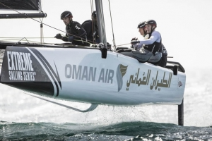 Extreme Sailing Series in 2016