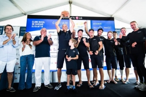 RC44 Cascais Cup 2016 final report