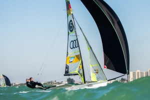 49er and 49erFX World Championships 2016 day 5 report