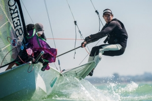 49er and 49erFX World Championships 2016 day 3 report