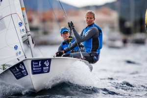 Sailing World Cup Hyères 2016 final report