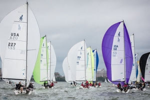 Sperry Charleston Race Week 2015 final report