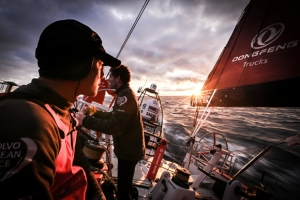 Volvo Ocean Race 2014-5 21 May report