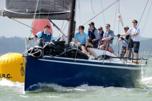 RORC IRC National Championship 2016 day 1 report