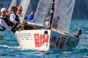 Audi Melges 20 World Championship 2014 day 1 report