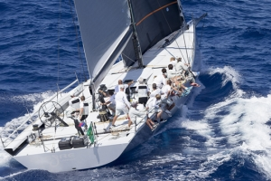 Maxi Yacht Rolex Cup 2014 day 1 report