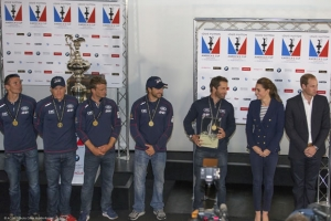 Louis Vuitton Americas Cup World Series Portsmouth 2015 day 2 report