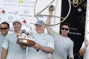 RC44 Oman Cup 2014 final report
