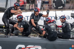 Louis Vuitton America's Cup World Series Portsmouth final day report