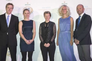 ISAF Rolex World Sailor of the Year Awards winners announced