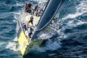 Video on board Team Brunel