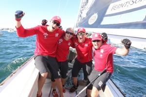 Alpari World Match Racing Tour Argo Group Gold Cup 2014 final report