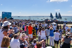 America's Cup World Series Portsmouth 2016 Saturday report