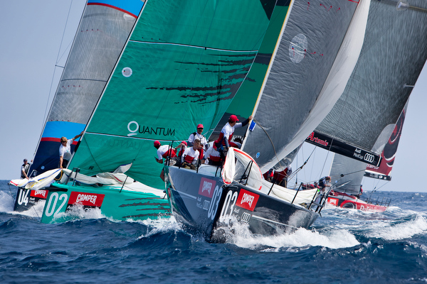 Artemis wins Camper Regatta at Audi MedCup event in Barcelona
